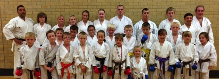 Welsh Shotokan Karate Organisation - Karate Wales - UK