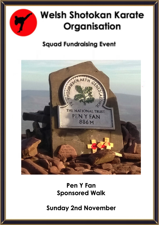 Pen Y Fan Sponsored Walk