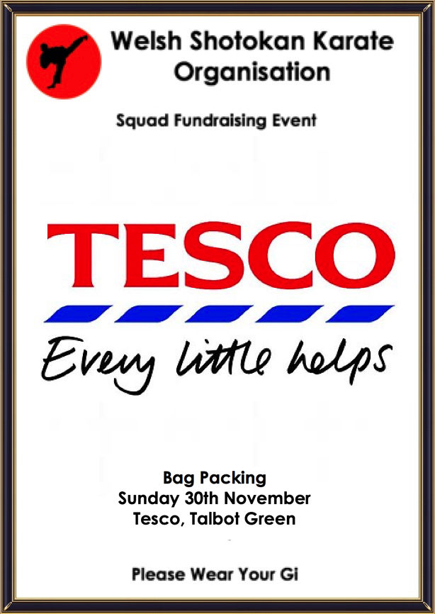 Bag Packing Tesco Talbot Green